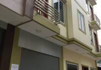 BÁN LIỀN KỀ 4 tầng Khu đô thị Đại Thanh, Thanh Trì, Hà Nội