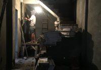 Bán Nhà Đất đang xây thô ngõ Khương Trung, Khương Đình, Thanh Xuân, Hà Nội